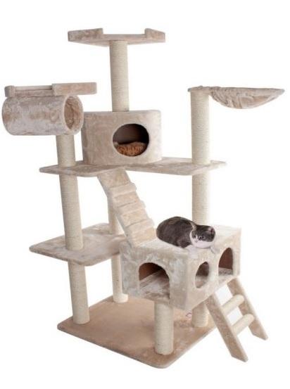 Casita Cat Tree by Majestic Pet