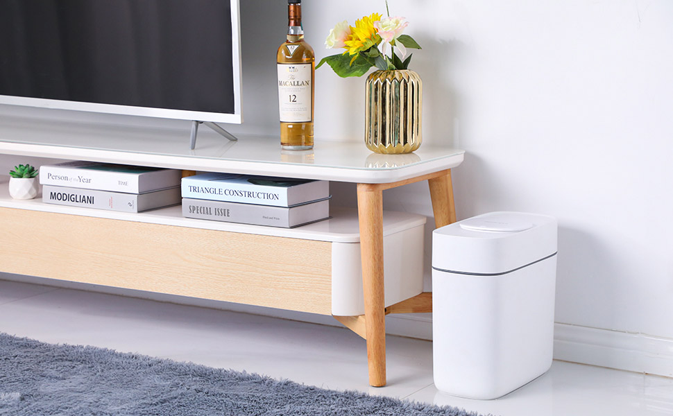 Reduce Cat Litter Odors with the Joybos Bathroom Trash Can